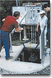 Submersible Pump History